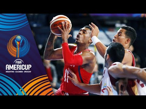 Venezuela v Canada - Full Game - FIBA AmeriCup 2017
