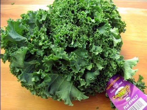 Kale 101- How to Buy, Use and Work with Kale