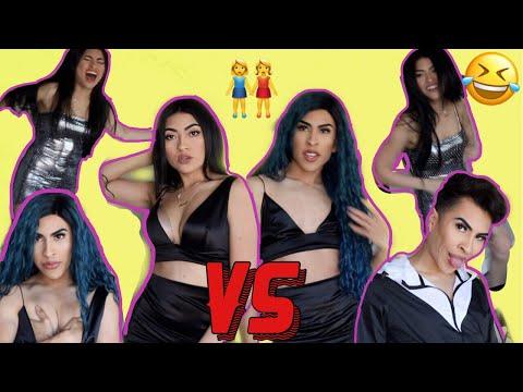 Quien Se Ve Mas GUAPA!? |Sister Vs. Brother| Yoatzi