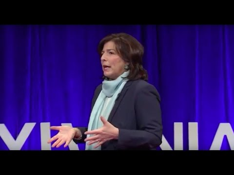 A New 'Normal' for Philanthropy | Nancy Roob | TEDxPennsylvaniaAvenue