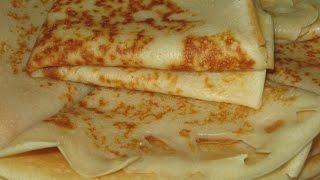 Как приготовить хрустящие блины на кефире(Как приготовить? || хрустящие блинчики на кефире Один из множества вариантов блинчиков :) Очень вкусные..., 2015-09-22T08:44:12.000Z)