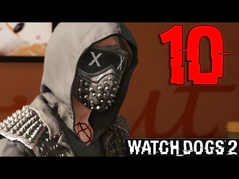 STACCAH STACCAH! C' HANNO TRACCIATO!! - WATCH DOGS 2 [Walkthrough Gameplay ITA HD - PARTE 10]