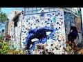 #964 The AMAZING Farnam House - The APPLE PAN - Jordan The Lion Daily Travel Vlog (3/28/19)