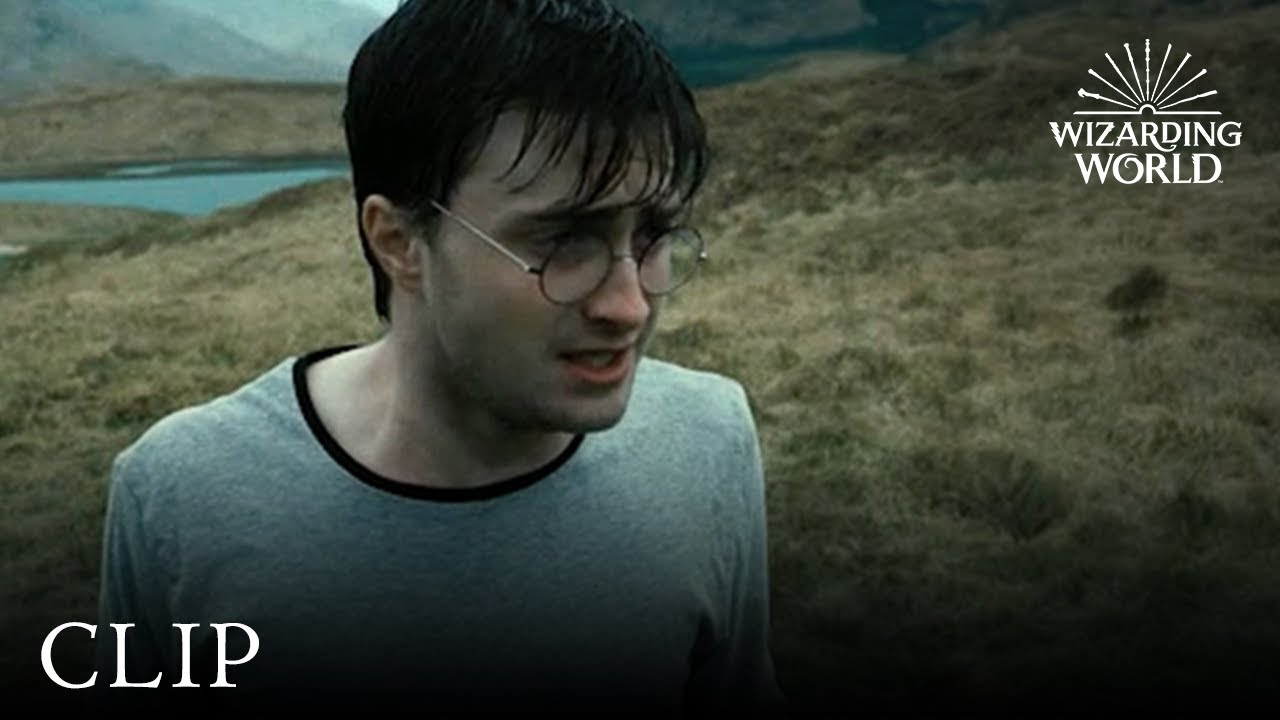 """Download """"He Knows We're Hunting Horcruxes""""   Harry Potter and the Deathly Hallows Pt. 2"""