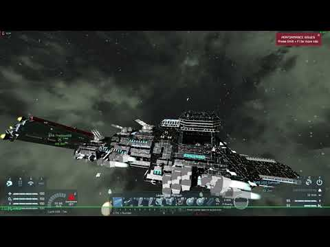 Space Engineers Ship Collision