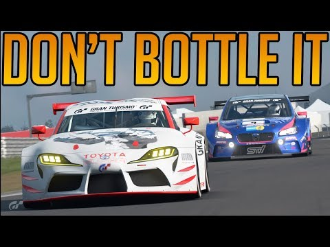 Gran Turismo Sport: Do Not Bottle It thumbnail