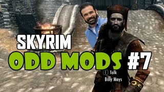 skyrim odd mods 7 billy mays cleaning solution