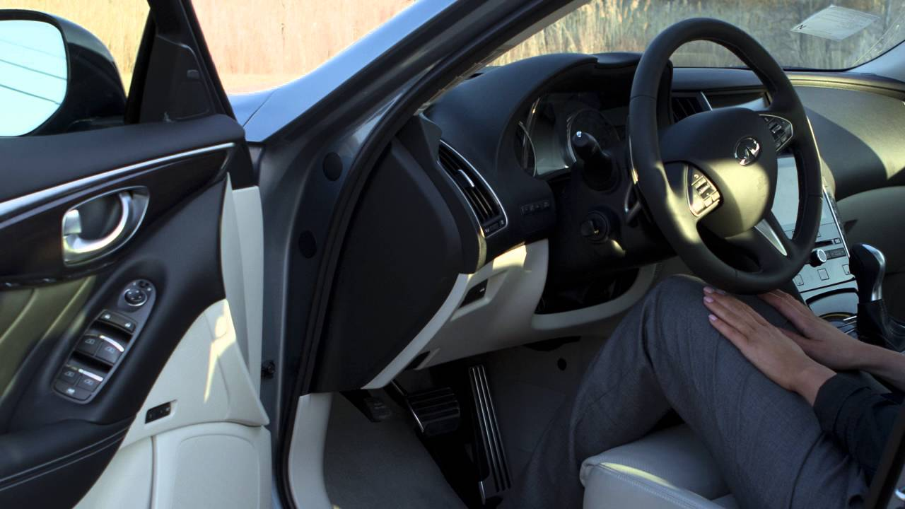 2016 Infiniti Q50 - Push Button Ignition