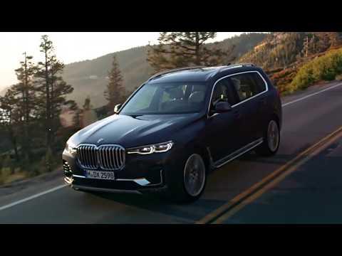 Sport utility vehicle • BMW X7