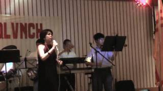 Chieu tren Pha Tam Giang - Tran Thien Thanh : me va con