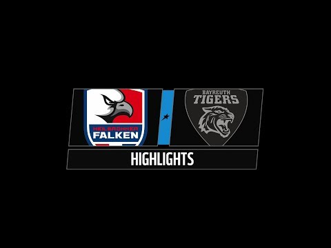 DEL2 Highlights 11. Spieltag | Heilbronner Falken vs. Bayreuth Tigers