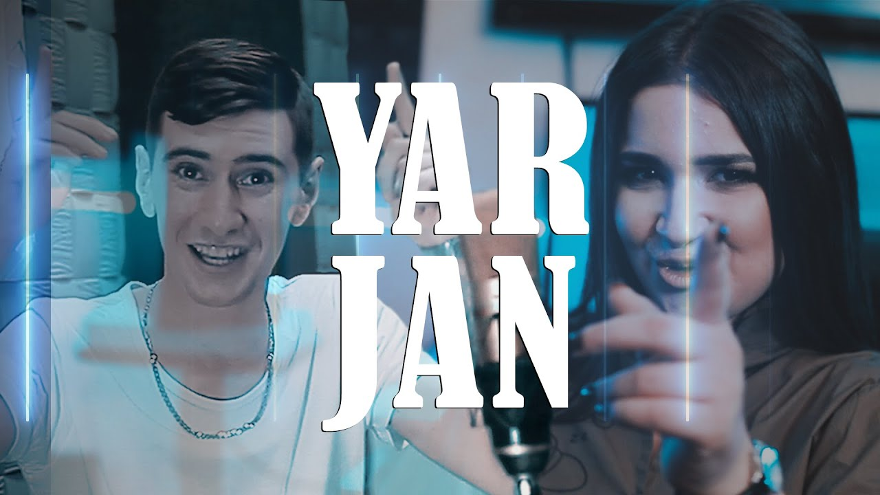 Download Zaka & Sofya Abrahamyan - Yar Jan (Official music video) / 2021