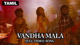 Vandha Mala Official Full Video Song | Darling