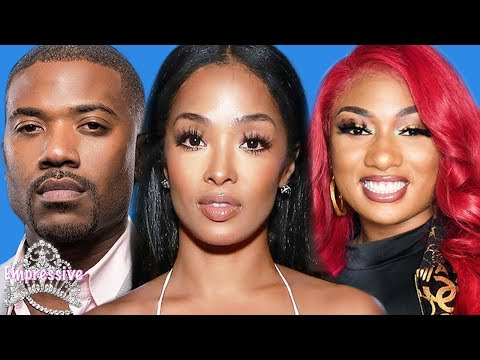 Princess Love Wants To Divorce Ray J! | Megan Thee Stallion Dating Trey Songz?