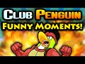 Club Penguin FUNNY MOMENTS #3 MLG Dating (Funny Moments)