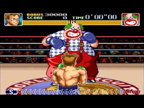 SNES Classics - Super Punch Out! 3/4 - World Circuit Full