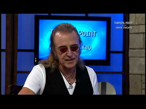 Turning Point with Frank Mackay  Foghat drummer Roger Earl