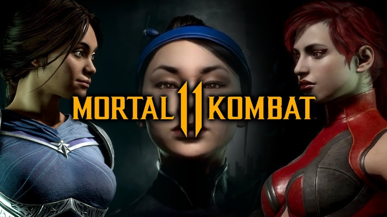 Mortal Kombat 11 Guide How To Unlock Maskless Kitana Scorpion