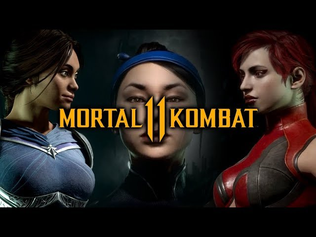 ▷ Mortal Kombat 11 Guide How to unlock Maskless Kitana