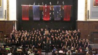 Zikr by Rahman/arr by Sperry Performed by the BLS Concert Choir