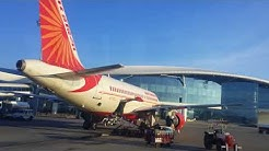 Take Off from Raja Bhoj Airport Bhopal (BHO-VABP), by Jet Airways flight S2 4621 to Mumbai