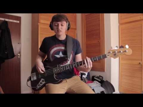 Hooked On A Feeling - Blue Swede (Guardians Of The Galaxy) (Bass Cover)
