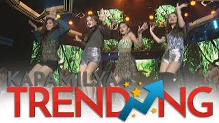 Kim Chiu dances with BFF 5