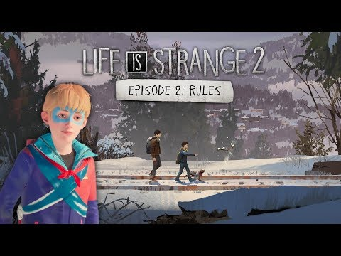 LIFE IS STRANGE 2 - Episode 2: Rules [LIVE] [Cam] German Deutsch thumbnail