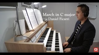 March in C major - Daniel Ficarri