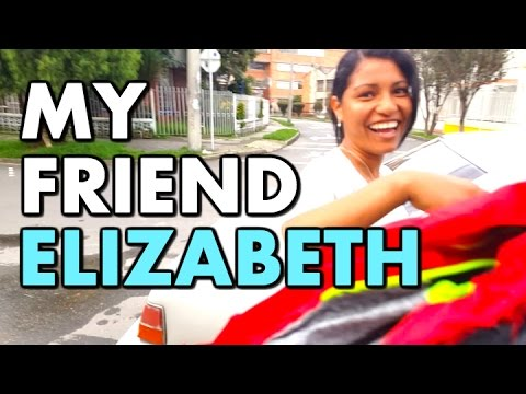 My Friend Elizabeth in Bogota Colombia (SUBTITULADO)[[#58]