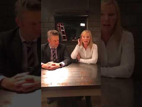 Chat with Peter Scanavino & Kelli Giddish before the SVU19 season premiere