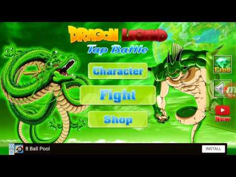 Dragon legend tap battle.Glitch