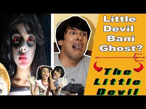 LITTLE DEVIL PART 2 | Sshh KOI AAYA HAI | COMEDY VIDEO | ANNOYING COUSIN || MOHAK MEET || KHUSHI