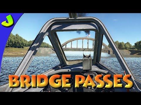 War Thunder Bridge Passes