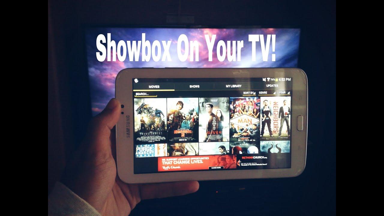 How To Get Showbox On Your TV using Chromecast!