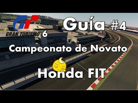 Gran Turismo 6 | Guía #4 | Novato | Campeonato de Novato
