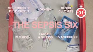 Sepsis - 60 minutes to save a life