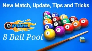 8 Ball Pool new update info, trickshots tips and tricks | How to play 8 ball pool.