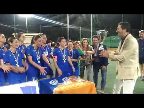 Quarto trofeo Jo COX - Nazionale Femminile Parlamentari