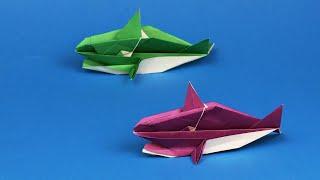 як зробити рибку з диска і кольорового паперу