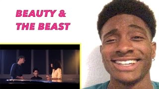Beauty and the Beast - Leroy Sanchez  Lorea Turner - Music Video ALAZON EPI 112 REACTION