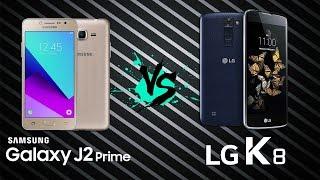 COMPARATIVO: Galaxy J2 Prime Vs LG K8 - TecNoob