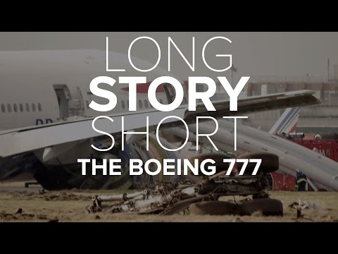 History Of The Boeing 777 | Long Story Short | NBC News