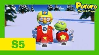 Pororo Let's Make A New Sled | S5 E14 | Kids Animation | Pororo the Little Penguin