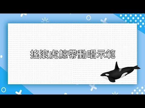 「搖滾虎鯨」帶動唱示範(配樂)