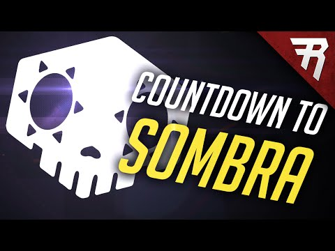 Sombra Countdown ENDS NOW! Skull hints fully decoded (new character reveal ARG) - Overwatch