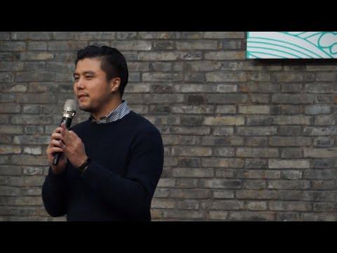 The era of AI new smart business | Alex Yang | TEDxQingboSt