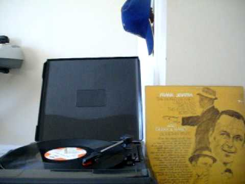 Frank Sinatra - Time After Time (LP Record)