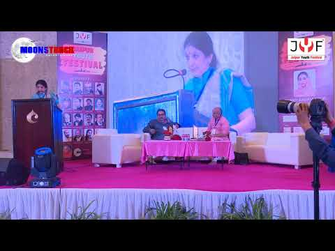 Jaipur Youth Festival 2017  (Speaker - Mrs. Monika Arora)