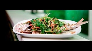 The Best Steamed Snapper Recipe Ever - By Longrain and Breville Australia